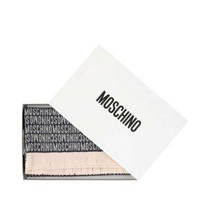 Moschino wool blanket